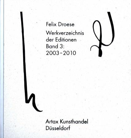 Felix Droese, Katalog, Copyright Museum Goch