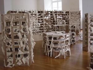 Dong-Yeon Kim, Ausstellungsansicht, Copyright Museum Goch
