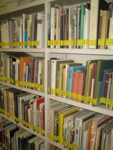 Bibliothek © Museum Goch